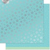 Frozen Paper - Let It Shine Snowflakes - Lawn Fawn