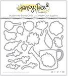 Bold Botanicals Honey Cuts - Honey Bee Stamps
