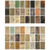 Backdrops 6x10 Cardstock Pack - Halloween 2021 - Tim Holtz Idea-ology - PRE ORDER
