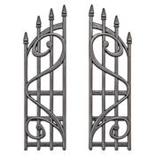 Metal Ornate Gates - Tim Holtz Idea-ology - PRE ORDER