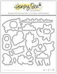 Better Together Honey Cuts - Honey Bee Stamps