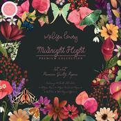Midnight Flight 12x12 Paper Pad - Craft Consortium