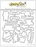 Sweater Weather Honey Cuts - Honey Bee Stamps
