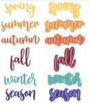 Bitty Buzzwords: Seasons Honey Cuts - Honey Bee Stamps