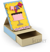 Gift Card Box Die - i-Crafter