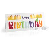 Happy Birthday Die Set - i-Crafter
