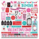 Tulla & Norbert Love Story Element Sticker - Photoplay - PRE ORDER