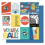 Spike Paper - MVP Volleyball - Photoplay - PRE ORDER