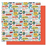 Block Paper - MVP Volleyball - Photoplay - PRE ORDER