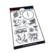 Adorning Doves Stamp Set - Catherine Pooler