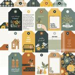 Tags Paper - Hearth & Home - Simple Stories - PRE ORDER