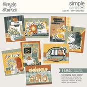 Simple Cards Card Kit Happy Greetings - Simple Stories - PRE ORDER