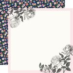 Forever Yours Paper - Happy Hearts - Simple Stories - PRE ORDER