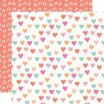 Wink Wink Paper - Happy Hearts - Simple Stories - PRE ORDER