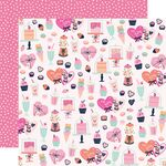 Sweet On You Paper - Happy Hearts - Simple Stories - PRE ORDER