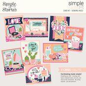 Simple Cards Card Kit Sending Hugs! - Simple Stories - PRE ORDER