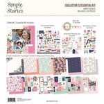 Happy Hearts Collector's Essential Kit - Simple Stories - PRE ORDER