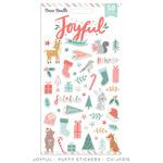 Joyful Puffy Stickers - Cocoa Vanilla Studio - PRE ORDER