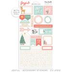 Joyful Accessory Stickers - Cocoa Vanilla Studio - PRE ORDER