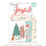 Joyful Pocket Cards - Cocoa Vanilla Studio - PRE ORDER
