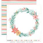Holly Days Paper - Joyful - Cocoa Vanilla Studio - PRE ORDER