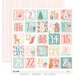 Advent Paper - Joyful - Cocoa Vanilla Studio - PRE ORDER