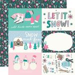 4x6 Elements Paper - Feelin' Frosty - Simple Stories - PRE ORDER