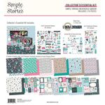 Feelin' Frosty Collector's Essential Kit - Simple Stories - PRE ORDER