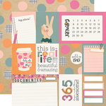 January Paper - Good Stuff - Simple Stories - PRE ORDER