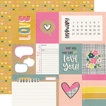 February Paper - Good Stuff - Simple Stories - PRE ORDER