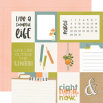 March Paper - Good Stuff - Simple Stories - PRE ORDER