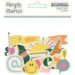 Good Stuff Bits & Pieces - Simple Stories - PRE ORDER