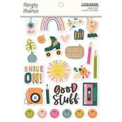 Good Stuff Sticker Book - Simple Stories - PRE ORDER