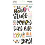 Good Stuff Foam Stickers - Simple Stories - PRE ORDER