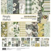 Simple Vintage Weathered Garden 12x12 Collection Kit - Simple Stories