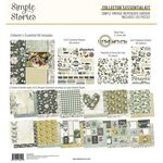Simple Vintage Weathered Garden Collector's Essential Kit - Simple Stories