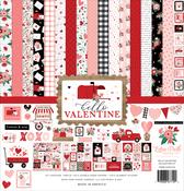 Hello Valentine Collection Kit - Echo Park - PRE ORDER - PRE ORDER