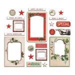 Christmas Chipboard Baseboards - Tim Holtz Idea-ology - PRE ORDER