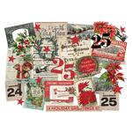 Christmas Layers Die-cuts - Tim Holtz Idea-ology - PRE ORDER
