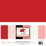 Hello Valentine Solids Kit - Echo Park - PRE ORDER - PRE ORDER