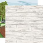Barn Wood Paper - Farmhouse Living - Carta Bella - PRE ORDER - PRE ORDER