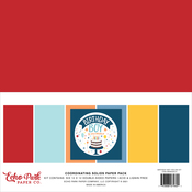 Birthday Boy Solids Kit - Echo Park - PRE ORDER - PRE ORDER