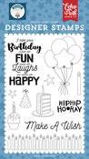 Birthday Fun Stamp Set - Birthday Boy - Echo Park - PRE ORDER - PRE ORDER