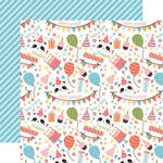 Party Pandas Paper - Birthday Girl - Echo Park - PRE ORDER