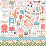 Birthday Girl Element Sticker - Echo Park - PRE ORDER
