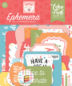 Birthday Girl Ephemera - Echo Park - PRE ORDER
