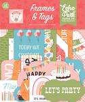 Birthday Girl Frames & Tags - Echo Park - PRE ORDER