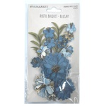 Bluejay Rustic Bouquet - 49 And Market - PRE ORDER