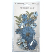 Bluejay Rustic Bouquet - 49 And Market