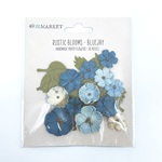 Bluejay Rustic Blooms - 49 And Market - PRE ORDER